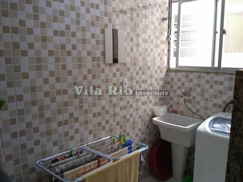 AREA - Apartamento 2 quartos à venda Vila da Penha, Rio de Janeiro - R$ 289.000 - VAP20463 - 19