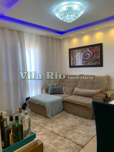 SALA 1 - Apartamento 2 quartos à venda Irajá, Rio de Janeiro - R$ 275.000 - VAP20471 - 1