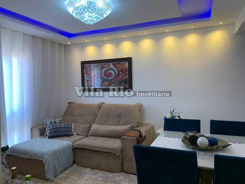 SALA 3 - Apartamento 2 quartos à venda Irajá, Rio de Janeiro - R$ 275.000 - VAP20471 - 4