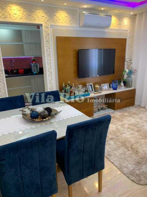 SALA 4 - Apartamento 2 quartos à venda Irajá, Rio de Janeiro - R$ 275.000 - VAP20471 - 5