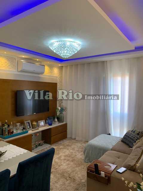 SALA 5 - Apartamento 2 quartos à venda Irajá, Rio de Janeiro - R$ 275.000 - VAP20471 - 6