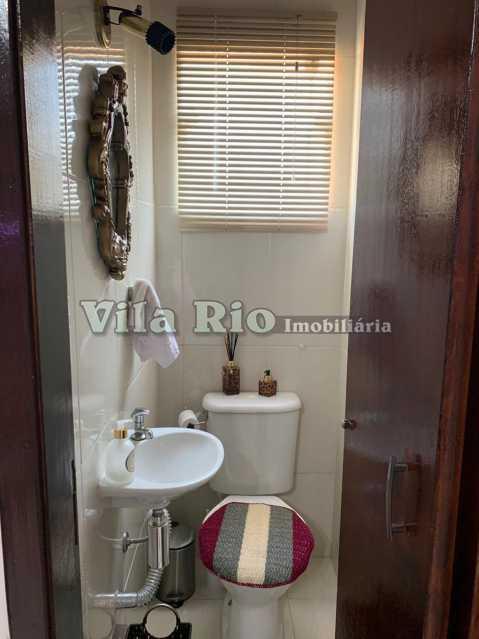 BANHEIRO 3 - Apartamento 2 quartos à venda Irajá, Rio de Janeiro - R$ 275.000 - VAP20471 - 15