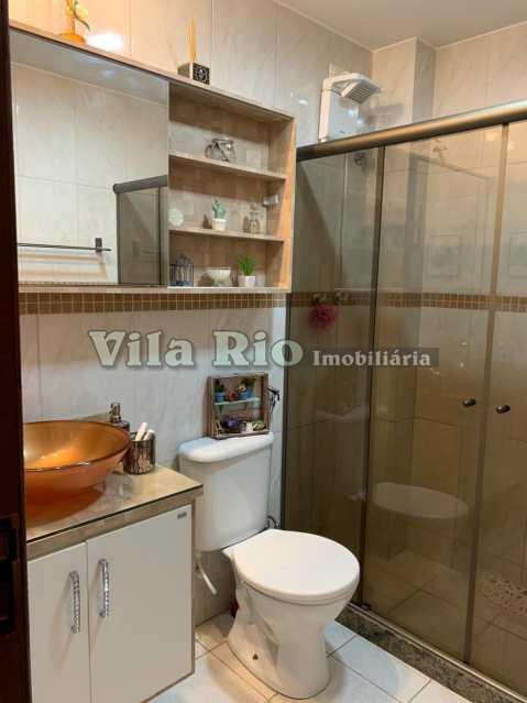 BANHEIRO 4 - Apartamento 2 quartos à venda Irajá, Rio de Janeiro - R$ 275.000 - VAP20471 - 16