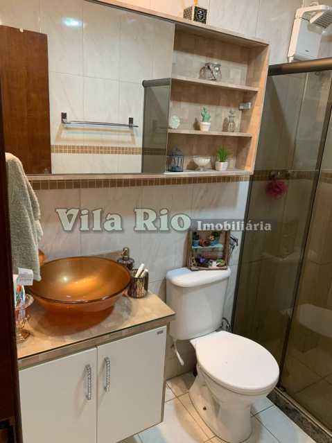 BANHEIRO - Apartamento 2 quartos à venda Irajá, Rio de Janeiro - R$ 275.000 - VAP20471 - 17