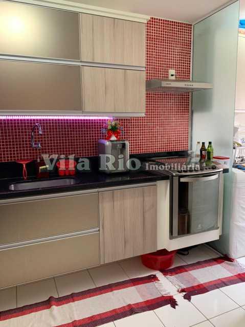 COZINHA 3 - Apartamento 2 quartos à venda Irajá, Rio de Janeiro - R$ 275.000 - VAP20471 - 19