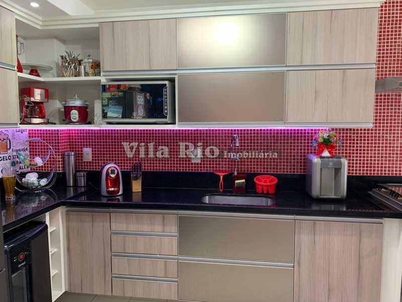 COZINHA - Apartamento 2 quartos à venda Irajá, Rio de Janeiro - R$ 275.000 - VAP20471 - 20