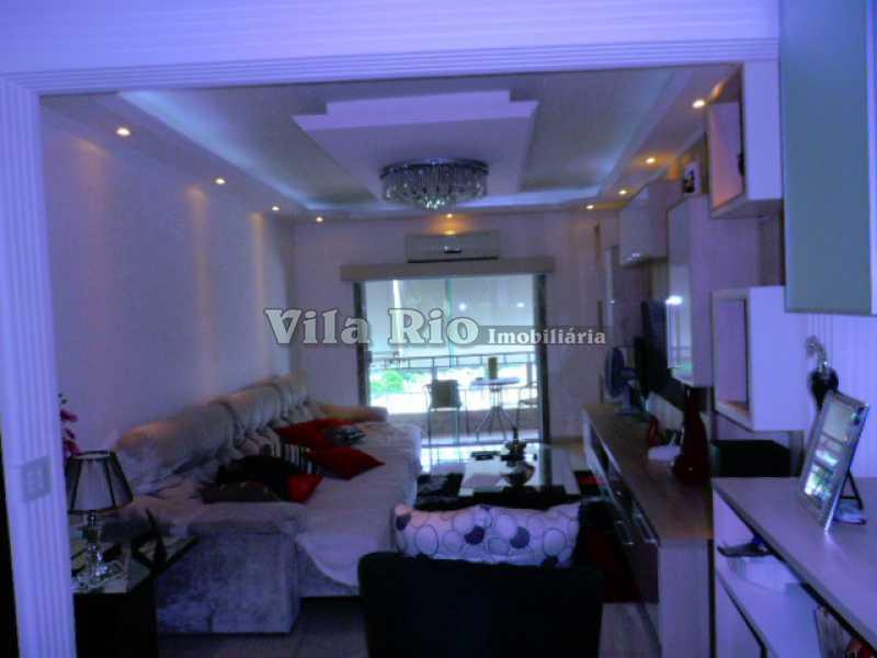 SALA 1 - Casa 3 quartos à venda Vista Alegre, Rio de Janeiro - R$ 1.100.000 - VCA30048 - 3