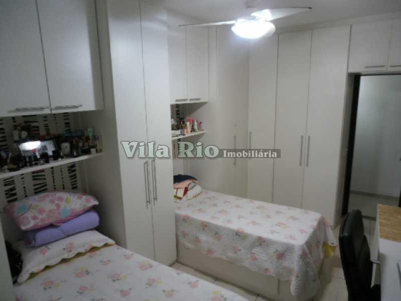 QUARTO 1 - Casa 3 quartos à venda Vista Alegre, Rio de Janeiro - R$ 1.100.000 - VCA30048 - 4