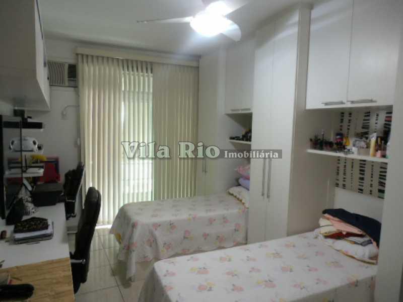 QUARTO 2 - Casa 3 quartos à venda Vista Alegre, Rio de Janeiro - R$ 1.100.000 - VCA30048 - 5