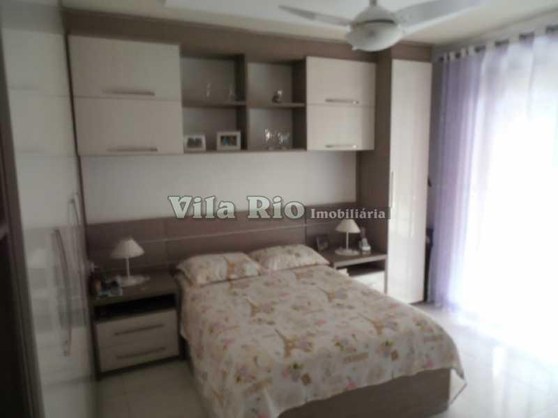 QUARTO 4 - Casa 3 quartos à venda Vista Alegre, Rio de Janeiro - R$ 1.100.000 - VCA30048 - 7