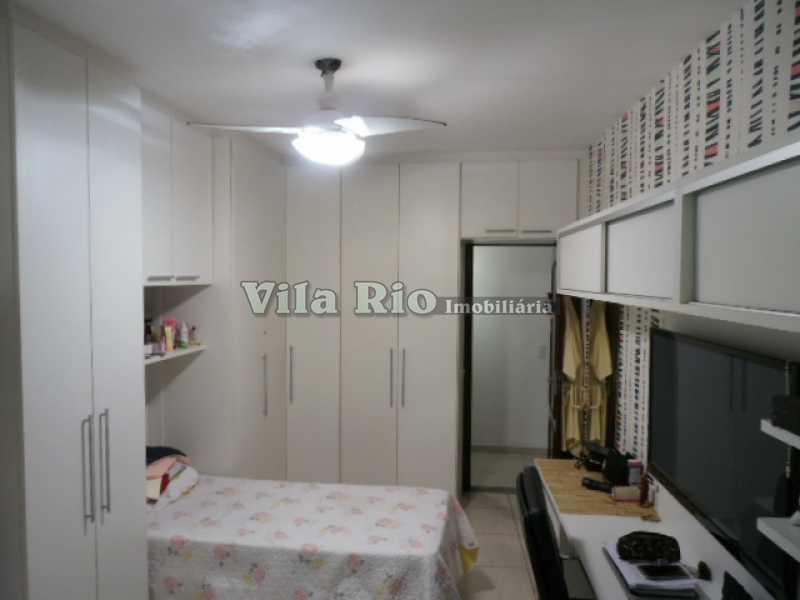 QUARTO - Casa 3 quartos à venda Vista Alegre, Rio de Janeiro - R$ 1.100.000 - VCA30048 - 10