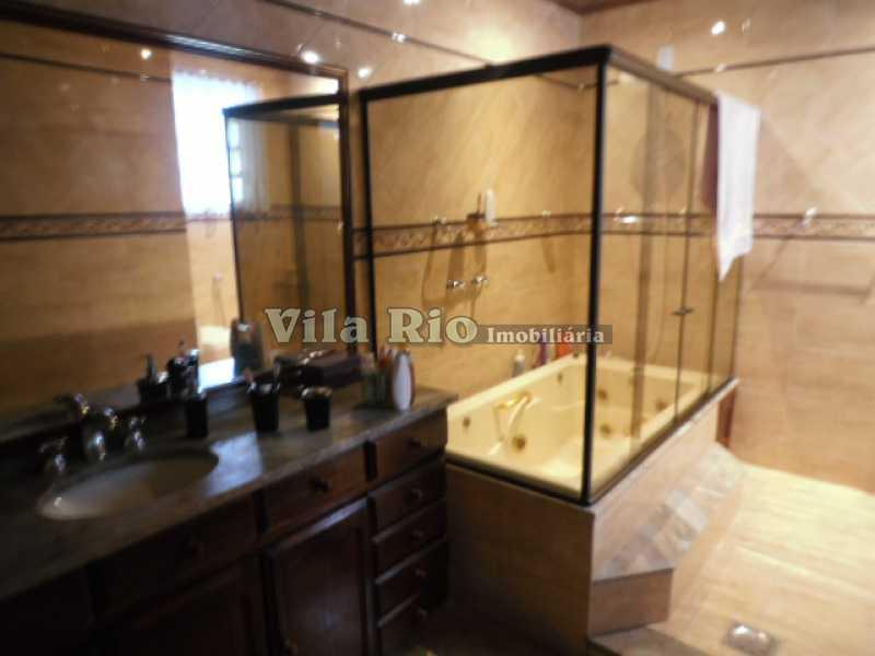 BANHEIRO 2 - Casa 3 quartos à venda Vista Alegre, Rio de Janeiro - R$ 1.100.000 - VCA30048 - 11