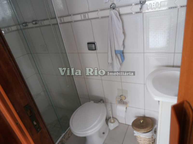 BANHEIRO - Casa 3 quartos à venda Vista Alegre, Rio de Janeiro - R$ 1.100.000 - VCA30048 - 12