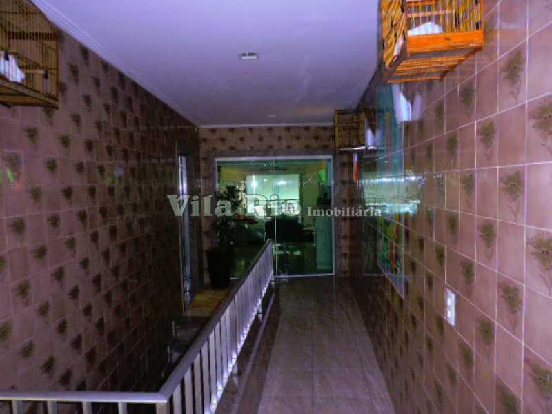 CIRCULAÇÃO - Casa 3 quartos à venda Vista Alegre, Rio de Janeiro - R$ 1.100.000 - VCA30048 - 13