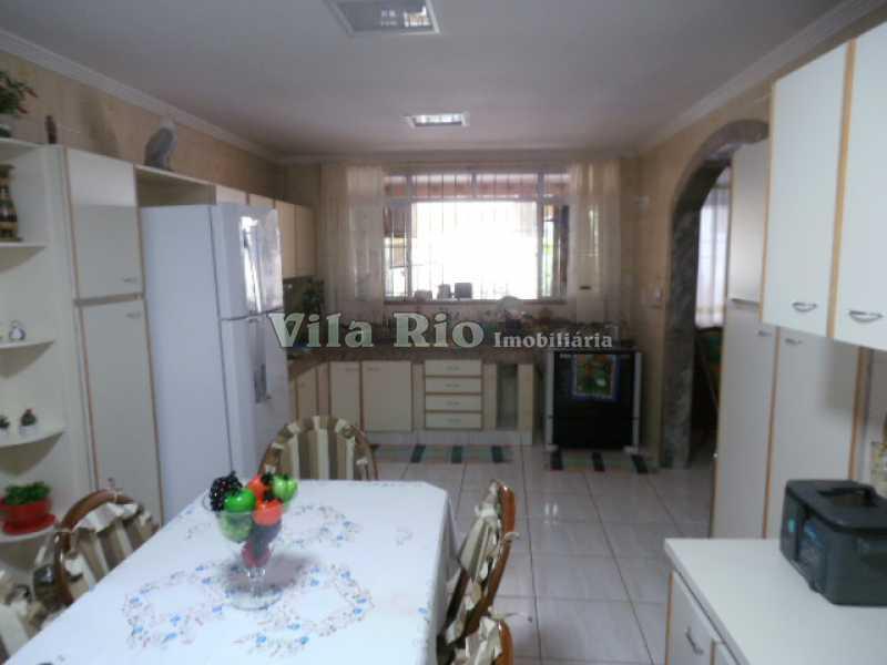 COZINHA 2 - Casa 3 quartos à venda Vista Alegre, Rio de Janeiro - R$ 1.100.000 - VCA30048 - 14