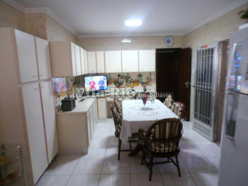 COZINHA - Casa 3 quartos à venda Vista Alegre, Rio de Janeiro - R$ 1.100.000 - VCA30048 - 15