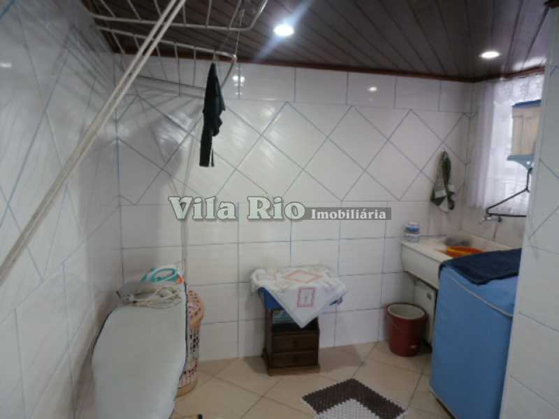 AREA - Casa 3 quartos à venda Vista Alegre, Rio de Janeiro - R$ 1.100.000 - VCA30048 - 16
