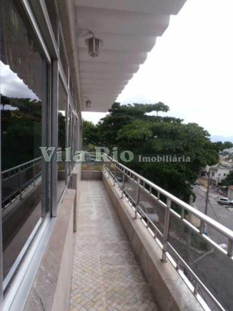 VARANDA 1 - Casa 3 quartos à venda Vista Alegre, Rio de Janeiro - R$ 1.100.000 - VCA30048 - 17