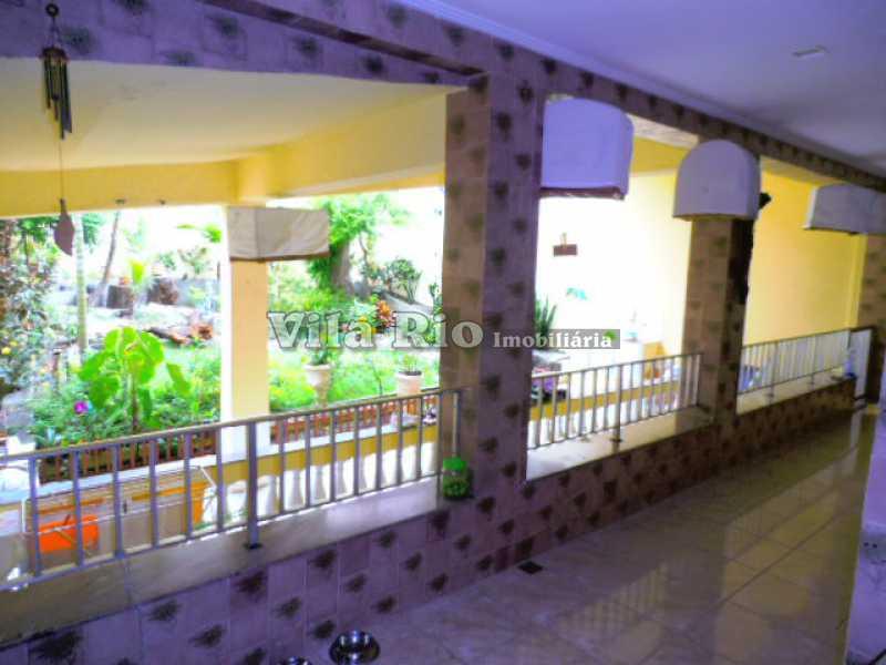 VARANDA 4 - Casa 3 quartos à venda Vista Alegre, Rio de Janeiro - R$ 1.100.000 - VCA30048 - 19