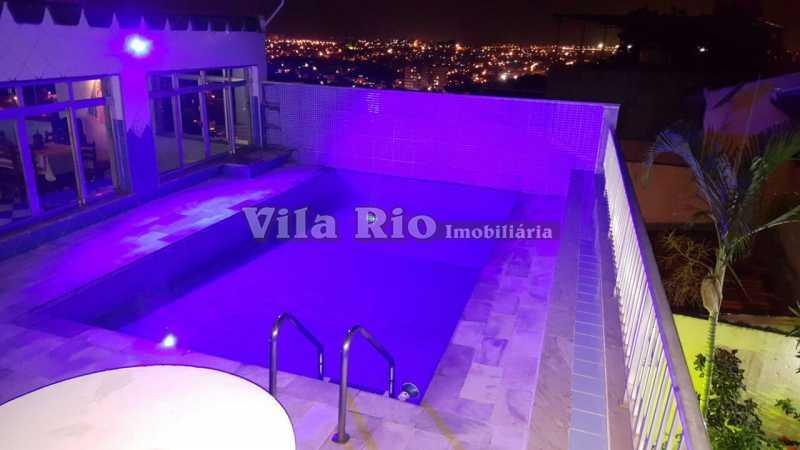 PISCINA 2 - Casa 3 quartos à venda Vista Alegre, Rio de Janeiro - R$ 1.100.000 - VCA30048 - 25