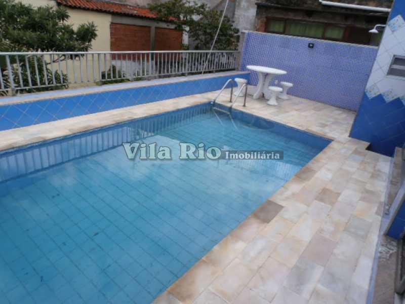 PISCINA 3 - Casa 3 quartos à venda Vista Alegre, Rio de Janeiro - R$ 1.100.000 - VCA30048 - 26