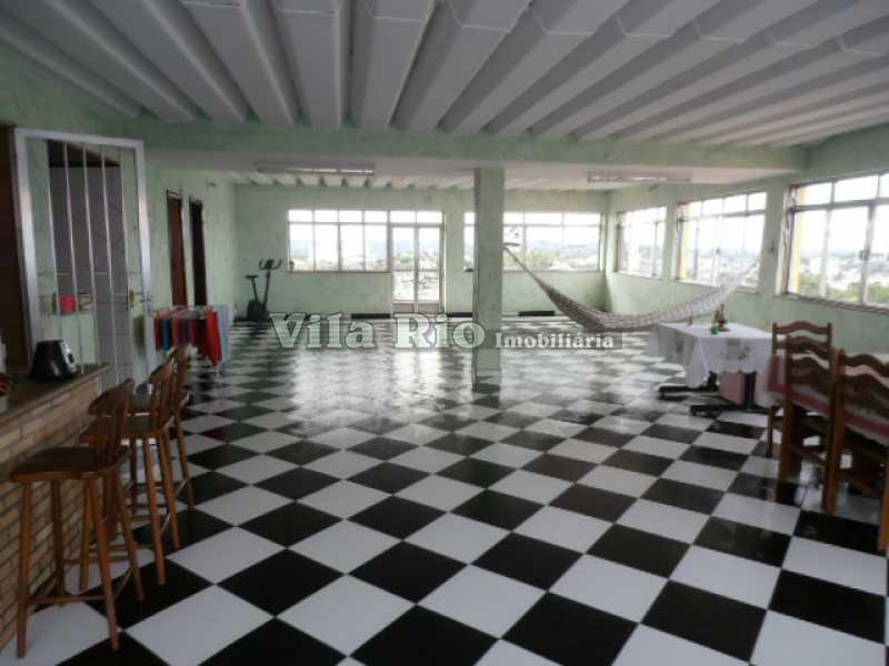 TERRAÇO 1 - Casa 3 quartos à venda Vista Alegre, Rio de Janeiro - R$ 1.100.000 - VCA30048 - 27