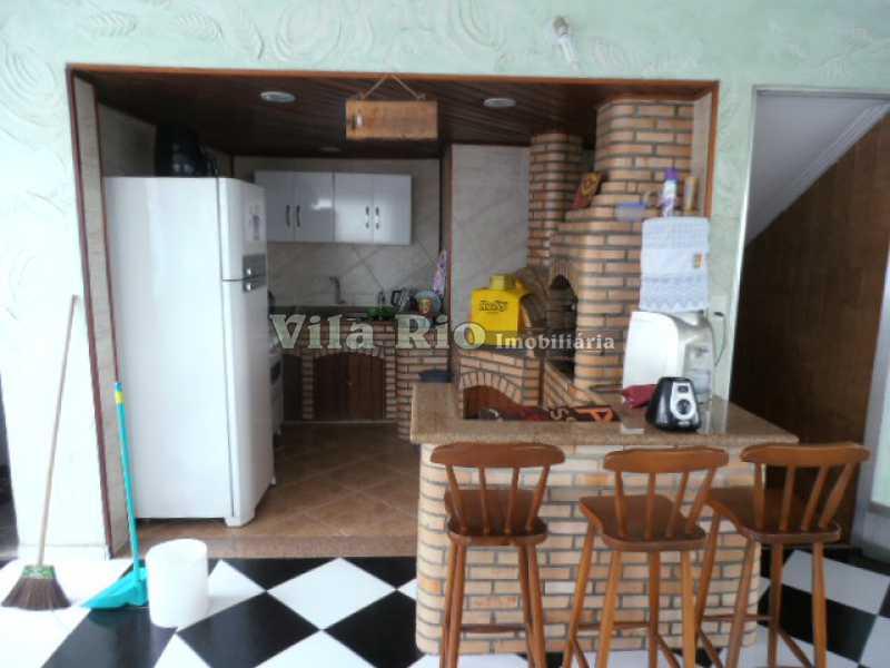 TERRAÇO 3 - Casa 3 quartos à venda Vista Alegre, Rio de Janeiro - R$ 1.100.000 - VCA30048 - 29