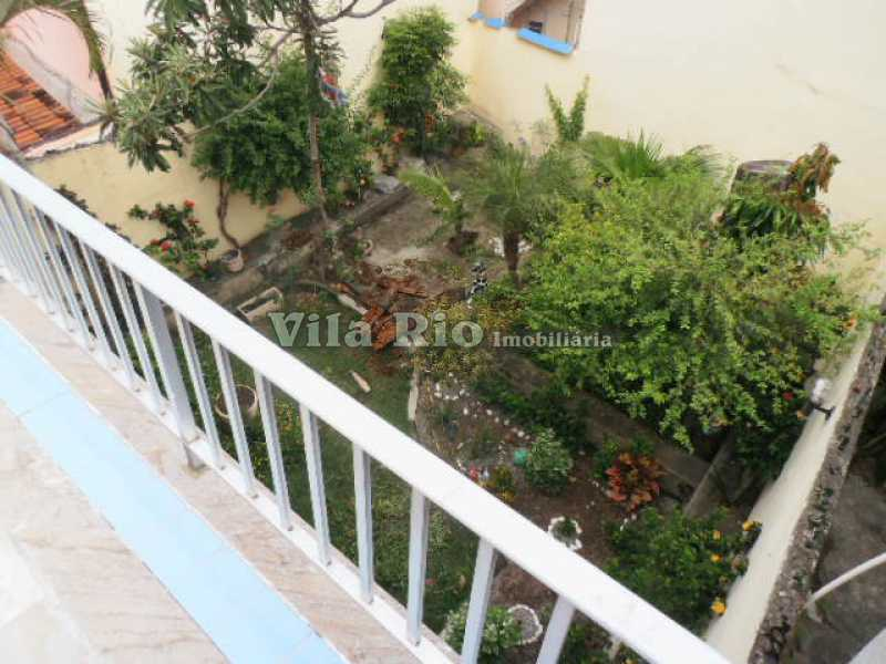 JARDIM - Casa 3 quartos à venda Vista Alegre, Rio de Janeiro - R$ 1.100.000 - VCA30048 - 23