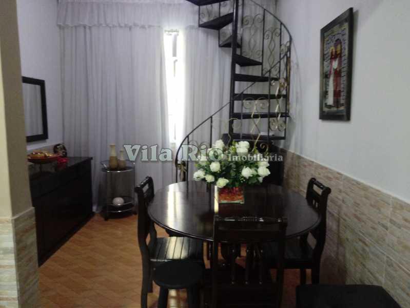 SALA 3 - Casa 4 quartos à venda Vista Alegre, Rio de Janeiro - R$ 595.000 - VCA40029 - 3