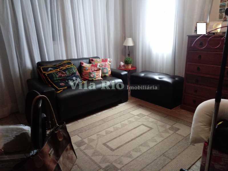 SALA - Casa 4 quartos à venda Vista Alegre, Rio de Janeiro - R$ 595.000 - VCA40029 - 6
