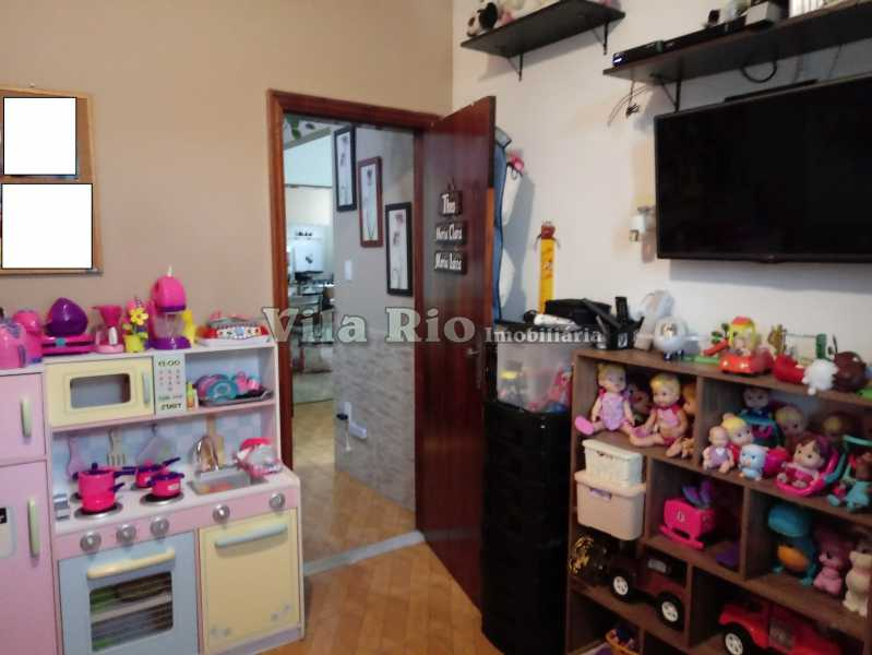 QUARTO 1 - Casa 4 quartos à venda Vista Alegre, Rio de Janeiro - R$ 595.000 - VCA40029 - 7