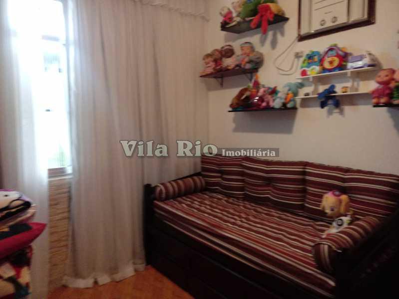QUARTO 2 - Casa 4 quartos à venda Vista Alegre, Rio de Janeiro - R$ 595.000 - VCA40029 - 8