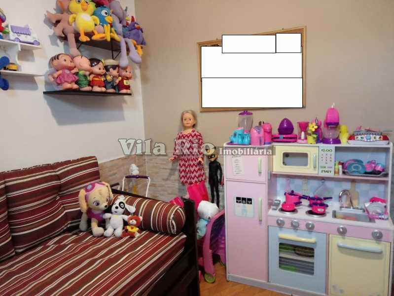 QUARTO 3 - Casa 4 quartos à venda Vista Alegre, Rio de Janeiro - R$ 595.000 - VCA40029 - 9
