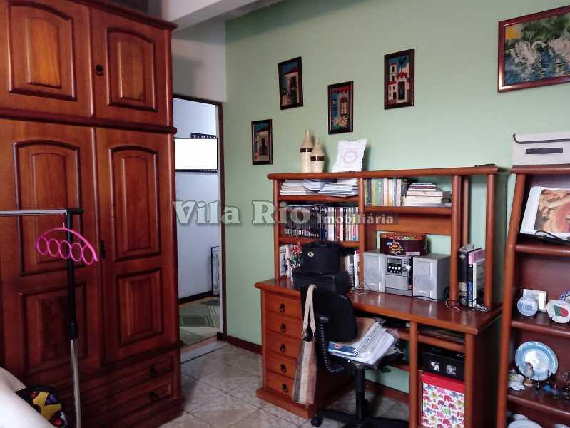 QUARTO 5 - Casa 4 quartos à venda Vista Alegre, Rio de Janeiro - R$ 595.000 - VCA40029 - 11