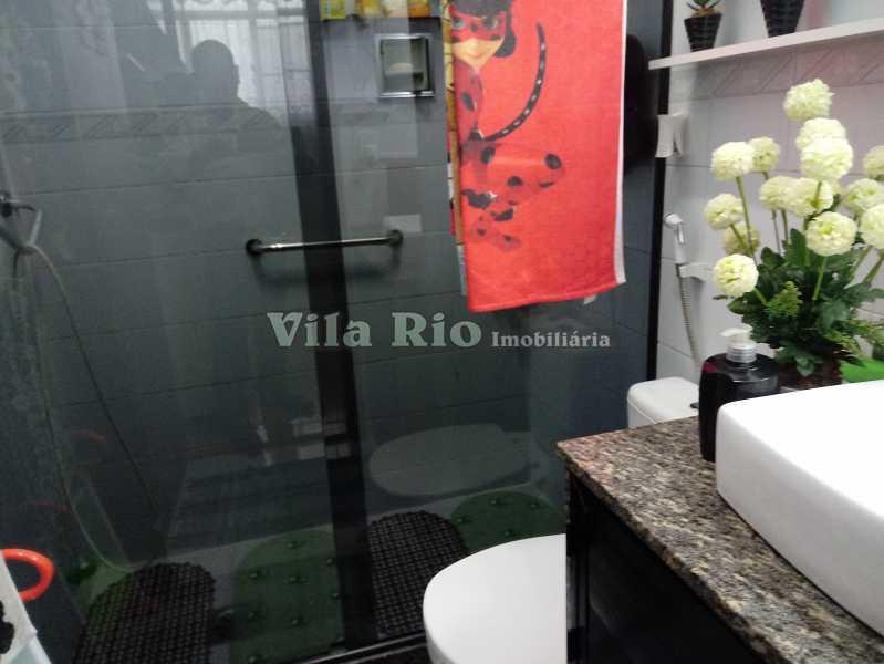 BANHEIRO 2 - Casa 4 quartos à venda Vista Alegre, Rio de Janeiro - R$ 595.000 - VCA40029 - 15