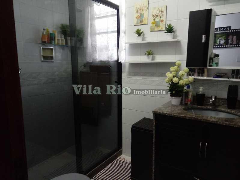 BANHEIRO 3 - Casa 4 quartos à venda Vista Alegre, Rio de Janeiro - R$ 595.000 - VCA40029 - 16