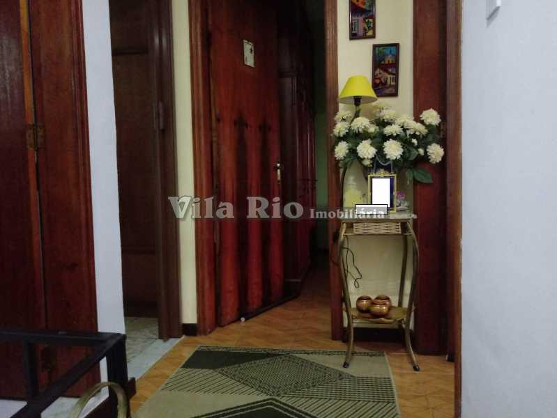 CIRCULAÇÃO - Casa 4 quartos à venda Vista Alegre, Rio de Janeiro - R$ 595.000 - VCA40029 - 17