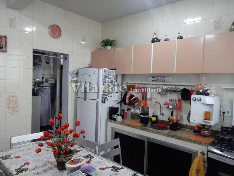COZINHA 1 - Casa 4 quartos à venda Vista Alegre, Rio de Janeiro - R$ 595.000 - VCA40029 - 18