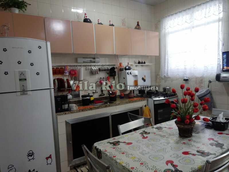 COZINHA 2 - Casa 4 quartos à venda Vista Alegre, Rio de Janeiro - R$ 595.000 - VCA40029 - 19