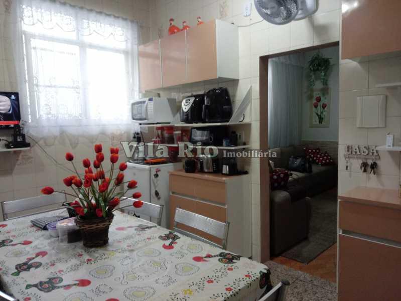 COZINHA - Casa 4 quartos à venda Vista Alegre, Rio de Janeiro - R$ 595.000 - VCA40029 - 20