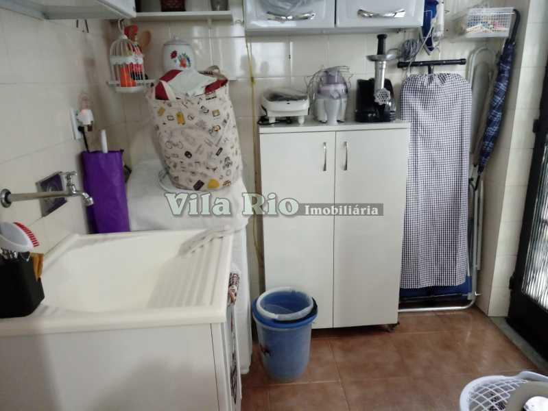 AREA - Casa 4 quartos à venda Vista Alegre, Rio de Janeiro - R$ 595.000 - VCA40029 - 21