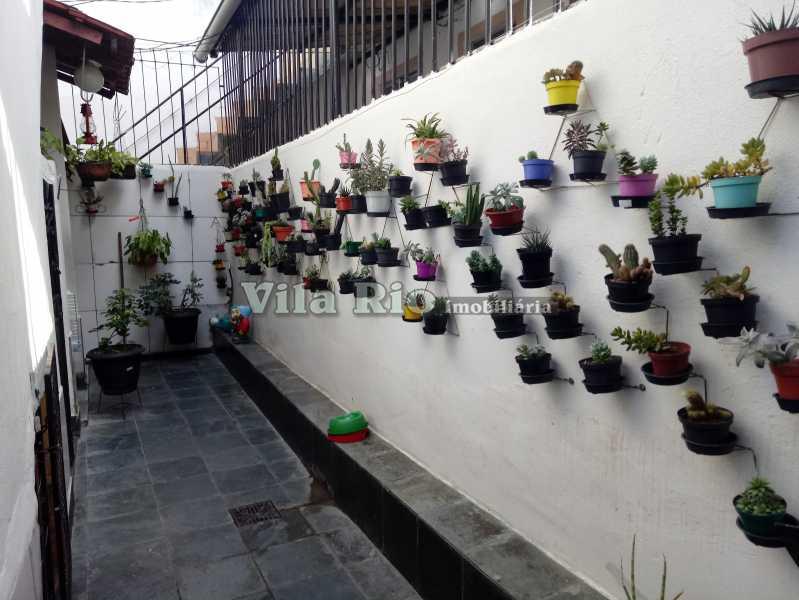 CIRCULAÇÃO 1 - Casa 4 quartos à venda Vista Alegre, Rio de Janeiro - R$ 595.000 - VCA40029 - 22