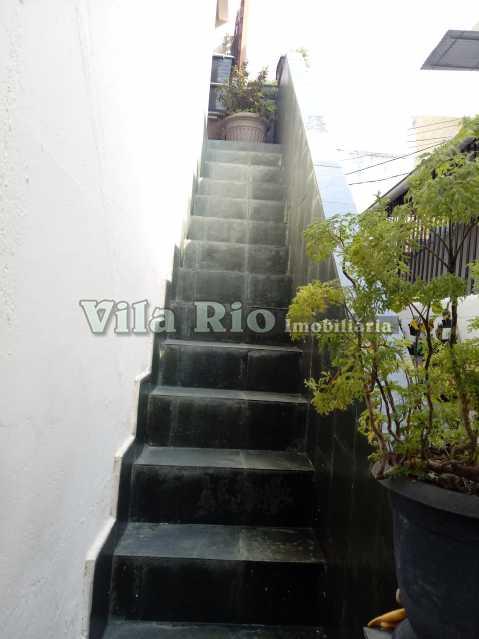 ESCADA - Casa 4 quartos à venda Vista Alegre, Rio de Janeiro - R$ 595.000 - VCA40029 - 24