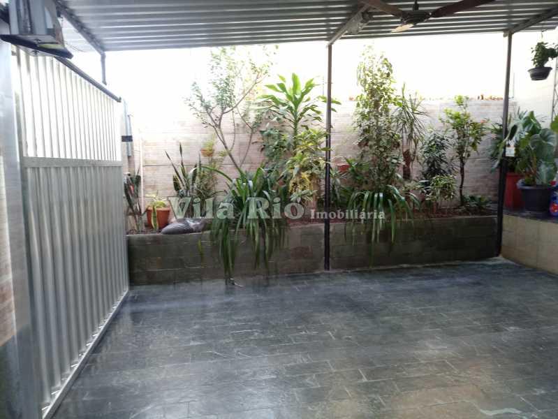 GARAGEM 1 - Casa 4 quartos à venda Vista Alegre, Rio de Janeiro - R$ 595.000 - VCA40029 - 25