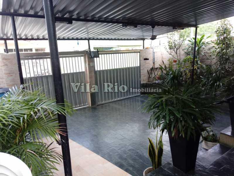 GARAGEM 3 - Casa 4 quartos à venda Vista Alegre, Rio de Janeiro - R$ 595.000 - VCA40029 - 27
