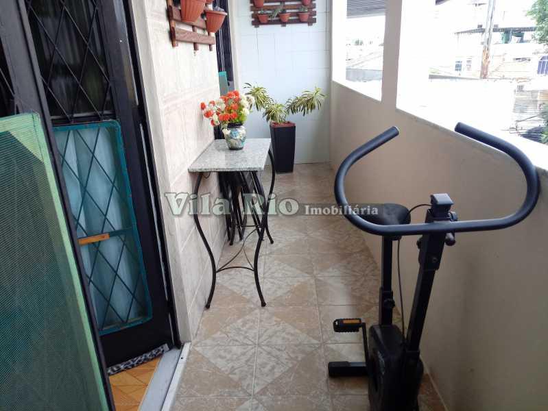 VARANDA 2 - Casa 4 quartos à venda Vista Alegre, Rio de Janeiro - R$ 595.000 - VCA40029 - 30