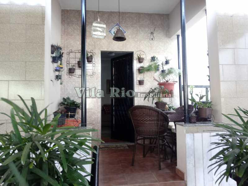 VARANDA - Casa 4 quartos à venda Vista Alegre, Rio de Janeiro - R$ 595.000 - VCA40029 - 31
