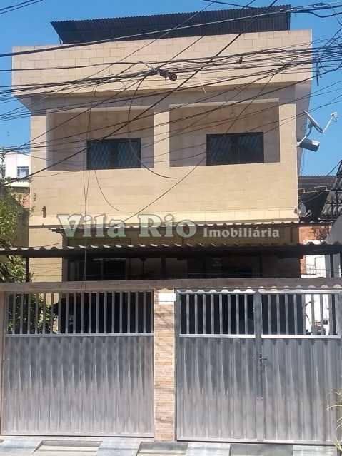 FACHADA. - Casa 4 quartos à venda Vista Alegre, Rio de Janeiro - R$ 595.000 - VCA40029 - 1