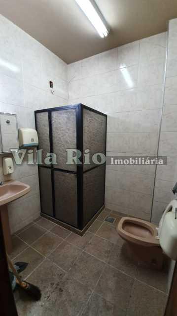 Banheiro 2ar - Galpão 500m² à venda Vila da Penha, Rio de Janeiro - R$ 2.500.000 - VGA00017 - 6