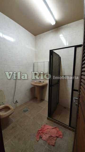 Banheiro 2andar - Galpão 500m² à venda Vila da Penha, Rio de Janeiro - R$ 2.500.000 - VGA00017 - 7